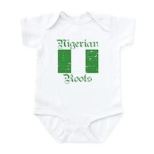 Nigerian Roots Infant Bodysuit