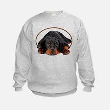Cute Rottweiler Sweatshirt