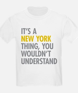 Its A New York Thing T-Shirt
