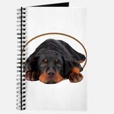 Unique Rottweiler Journal