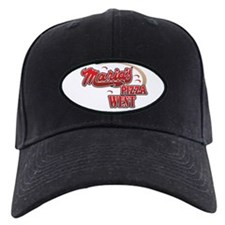 Cute Eat pizza Baseball Hat