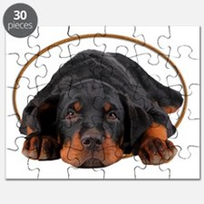 Unique Rottweiler dog Puzzle