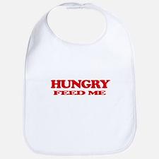 Hungry - Feed Me Bib