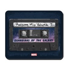 Guardians of the Galaxy Mix Tape Mousepad