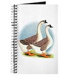 Goose and Gander Journal