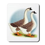 Goose and Gander Mousepad
