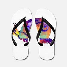 Cute Slugged Flip Flops