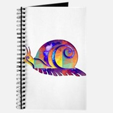 Cute Snail Journal