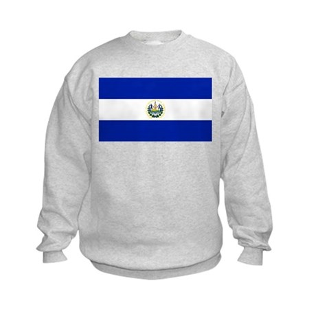 El Salvador Kids Sweatshirt