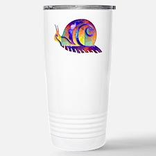 Funny Snail Travel Mug