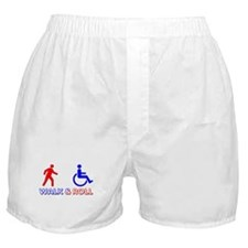 Walk and Roll Boxer Shorts