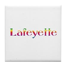 Lafayette Tile Coaster