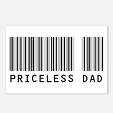 Priceless Dad Postcards (Package of 8)