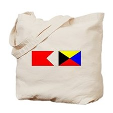 Cute Zulu Tote Bag