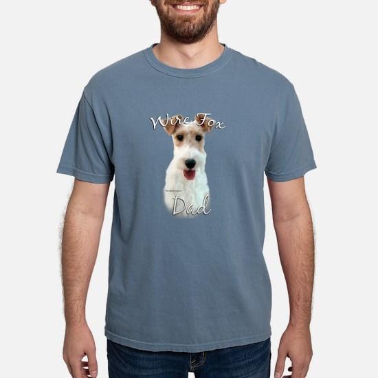 Wire Fox Dad2 T-Shirt