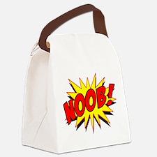 Noob! Canvas Lunch Bag
