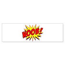 Noob! Bumper Sticker