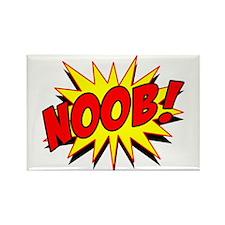 Noob! Rectangle Magnet