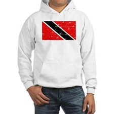 Trinidad and Tobago Flag Hoodie