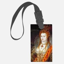Queen Elizabeth I Luggage Tag