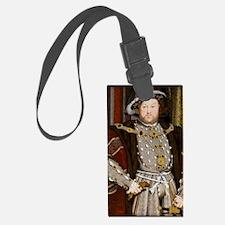 Henry VIII Luggage Tag