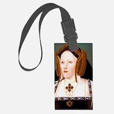 Catherine of Aragon Luggage Tag