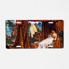 Alma-Tadema - Antony and Cleopatra Aluminum Licens