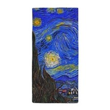 van Gogh: The Starry Night Beach Towel