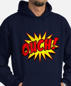 Ouch! Hoodie (dark)