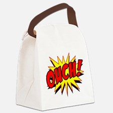 Ouch! Canvas Lunch Bag