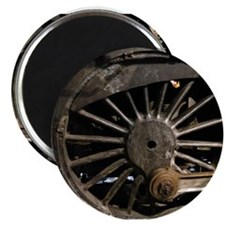 Steam Locomotive Wheel Magnets