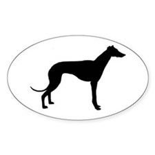 greyhound 2 Decal