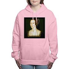 Anne Boelyn Women's Hooded Sweatshirt