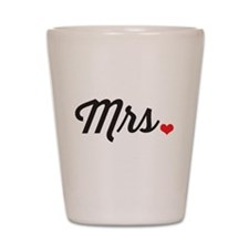 Mrs. Shot Glass