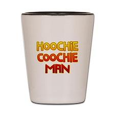 Hoochie Coochie Man Shot Glass