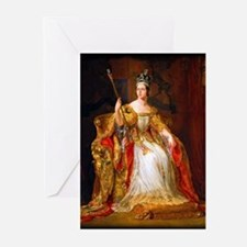 Queen Victoria Greeting Cards (Pk of 20)