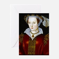 Katherine Parr Greeting Card