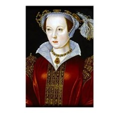 Katherine Parr Postcards (Package of 8)