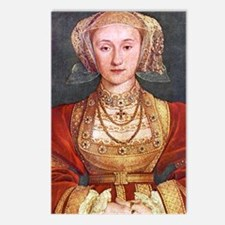 Anne of Cleves Postcards (Package of 8)