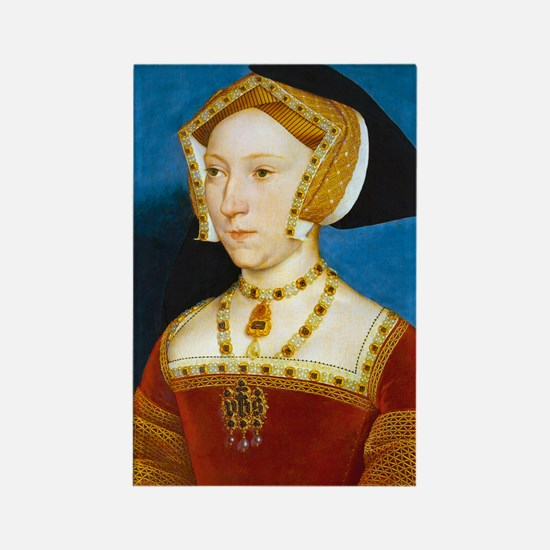 Jane Seymour Rectangle Magnet