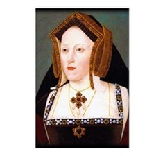 Catherine of Aragon Postcards (Package of 8)
