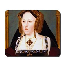 Catherine of Aragon Mousepad