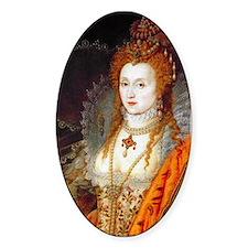 Queen Elizabeth I Decal