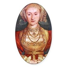 Anne of Cleves Decal