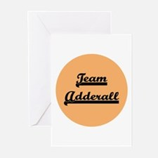 Team Adderall - ADD Greeting Cards (Pk of 10)