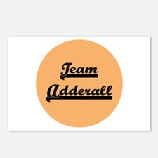 Team Adderall - ADD Postcards (Package of 8)