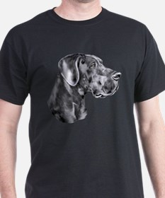 Great Dane HS Blue UC T-Shirt