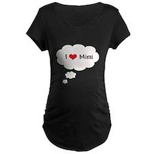 I Love Mimi T-Shirt