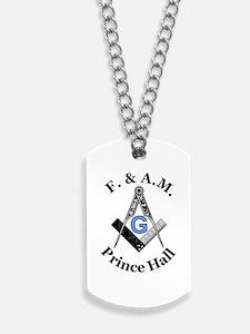 Masonic Square and Compass Dog Tags
