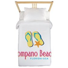 Pompano Beach - Twin Duvet